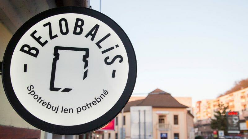 BEZOBALiS prvý bezobalový obchod v Trenčíne