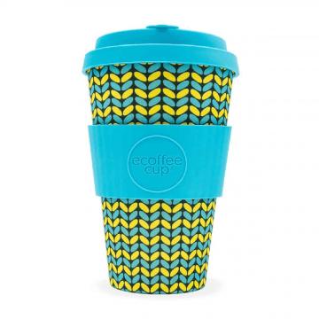 Bambusový pohár 400ml - Norweaven