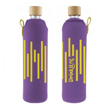 Sklenená fľaša Xylofonka