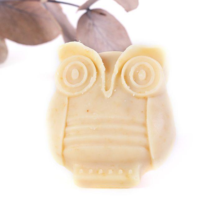 Prírodné mydlo pre deti z kozieho mlieka harmaček