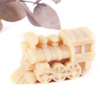 Prírodné mydlo pre deti z kozieho mlieka harmanček