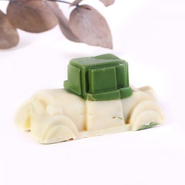 Mydlo pre deti autíčko olivové