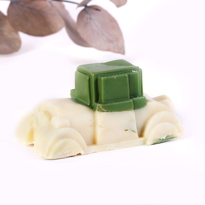 Mydlo autíčko olivové