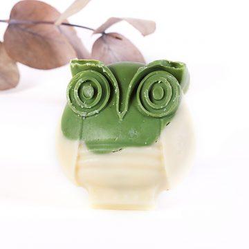 Mydlo sovička olivové jemná mäta