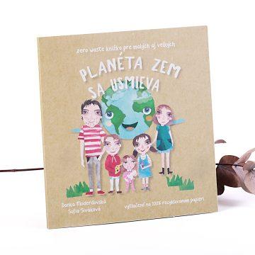 detská kniha Planéta Zem sa usmieva
