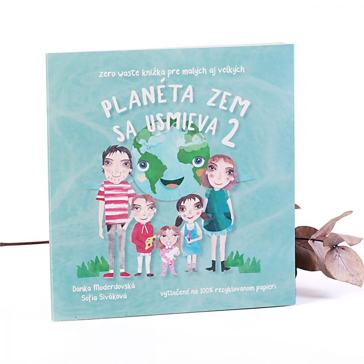 detská kniha Planéta Zem sa usmieva 2