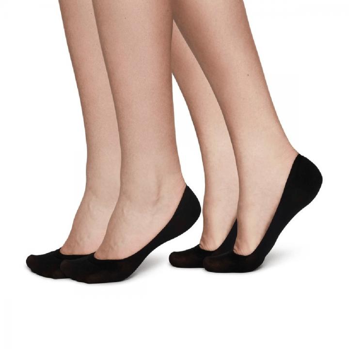 ponožky do balerínok čierne