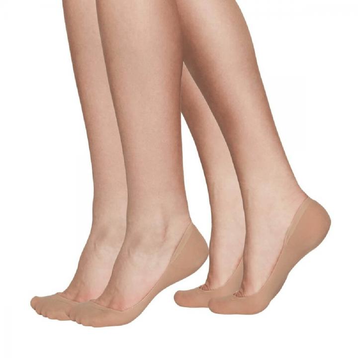 ponožky do balerínok hnedé