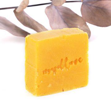 prírodný tuhý kondicionér pomaranč