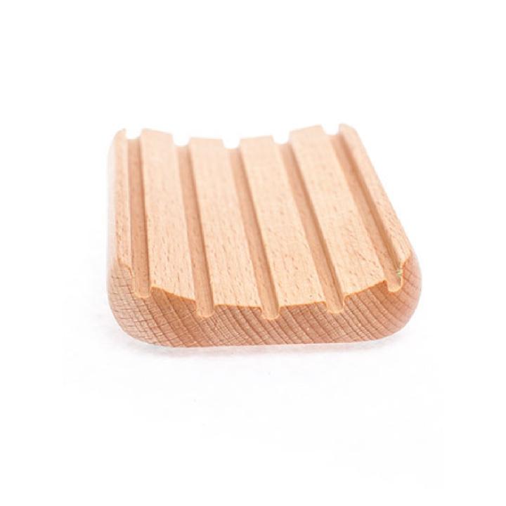 drevená mydelnička spredu