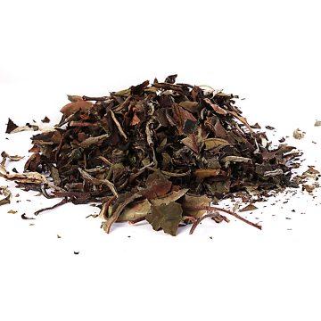 čínsky biely čaj Pai Mu Tan
