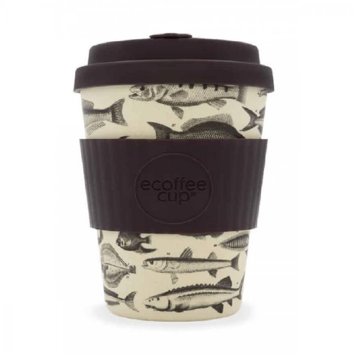 Bambusový pohár 340ml - Toolondo Fishman