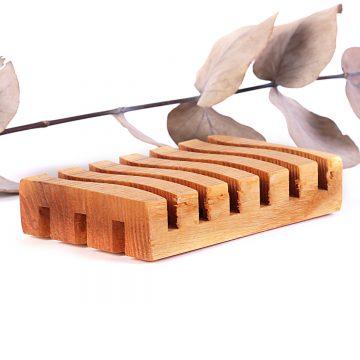 drevená eko mydelnička