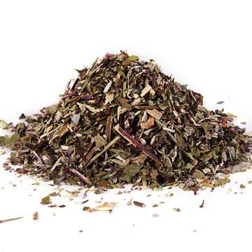 sypaný bio čaj mätový