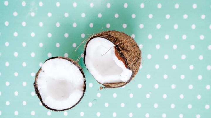 kokos domáce kokosové mlieko
