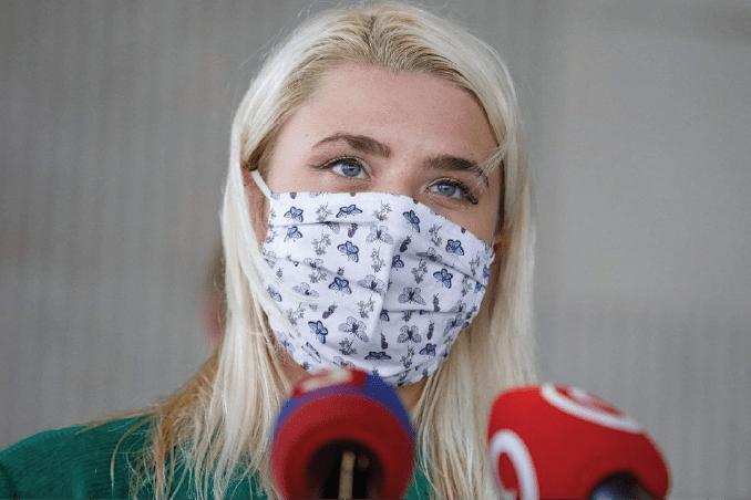 Marta Fandlová - foto: TASR