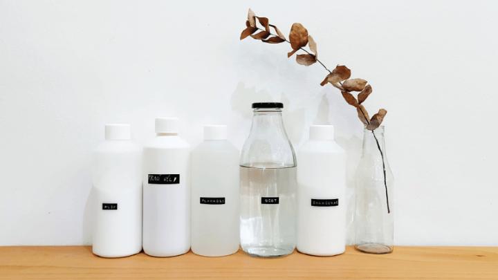 eko pranie prírodný prací gél
