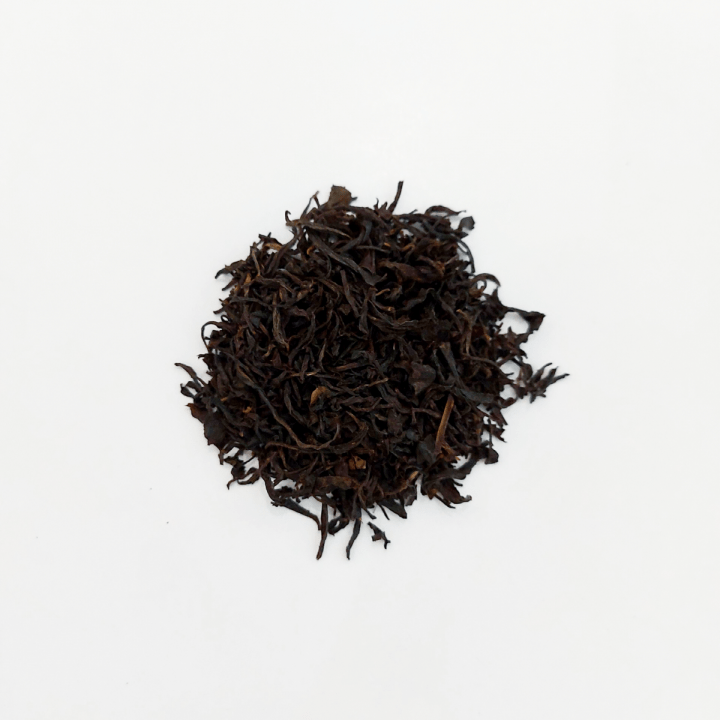 sypaný čaj čierny avto