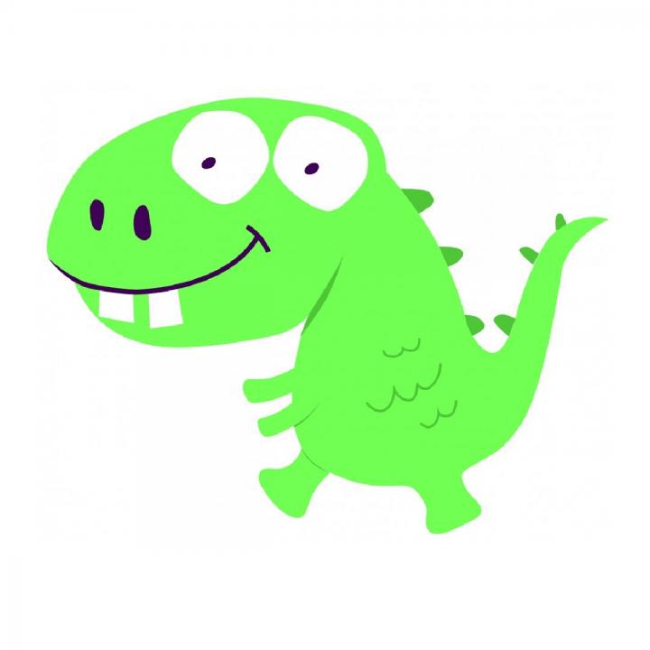 Jack N´ Jill, Detský pohárik - Dino vzor