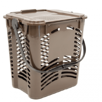 košík na bio-odpad