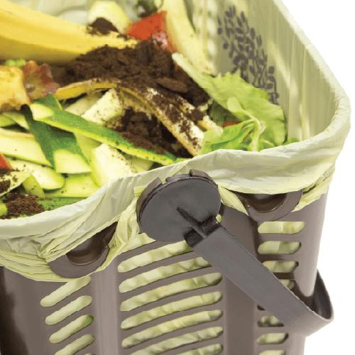 košík na bio-odpad s vreckom