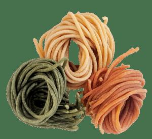 domáce semolivoé cestoviny špagety