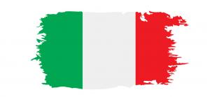 domáce semolinové cestoviny špagety taliansko vlajka