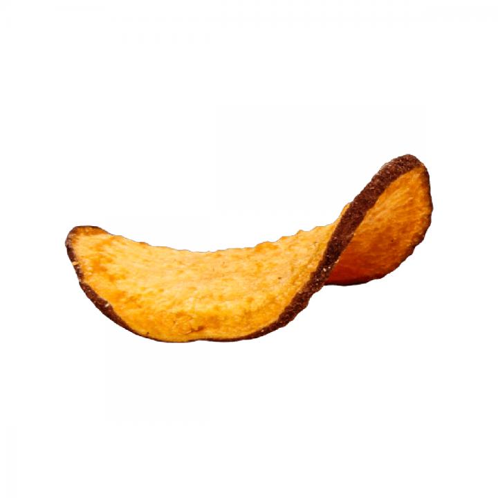Batátové zeleninové čipsy zdravé single
