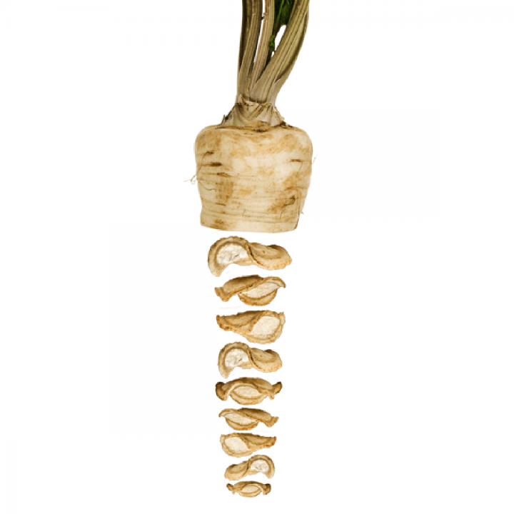 Petržlenové zeleninové čipsy zdravé