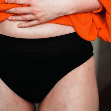 menštruačné nohavičký ženské