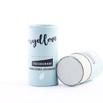 prírodný deodorant Mydlove FRANCUZSKA LEVANDULA
