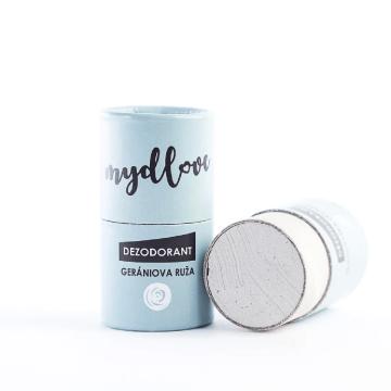 prírodný deodorant Mydlove GERANIOVA RUZA