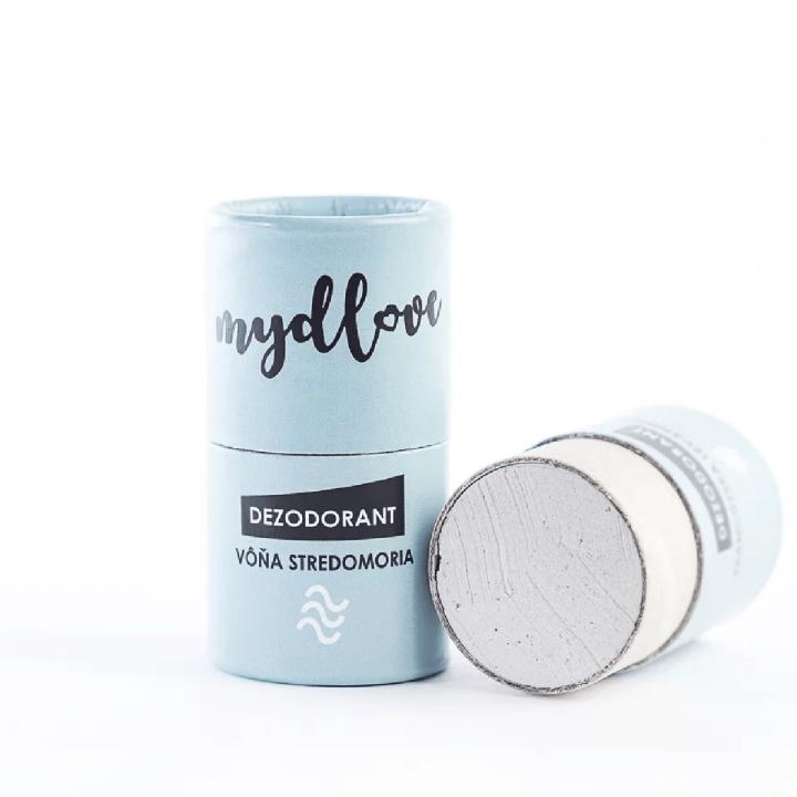 prírodný deodorant Mydlove STREDOMORIE