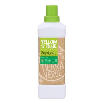 prírodný prací gél z mydlových orechov Tierra Verde rírodný