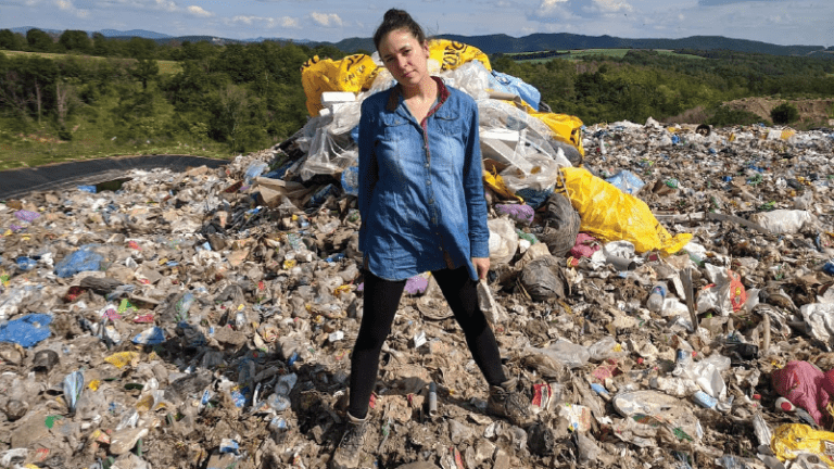 Skládka odpad BEZOBALiS