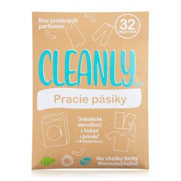 ekologické papieriky na pranie Cleanly