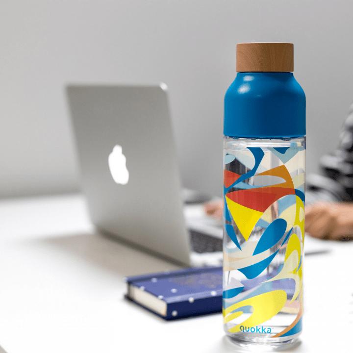 BPA free fľaša na vodu tritan ABSTRACT
