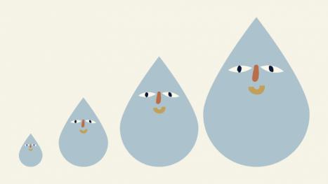 Ako šetriť vodou - svetový deň vody - vodná stopa